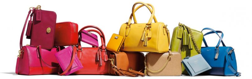 types of women bags